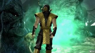 Mortal Kombat IX Scorpion (MK1) Performs All Character Intros PC 60FPS 1080p