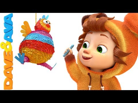 🎤 Nursery Rhymes & Baby Songs | Nursery Rhymes and Kids Songs from Dave and Ava 🎤
