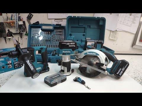 Чё купил Аккумуляторный инструмент Makita