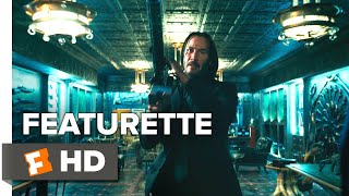 John Wick: Chapter 3 -- Parabellum Exclusive Featurette - The Continental in Action (2019)