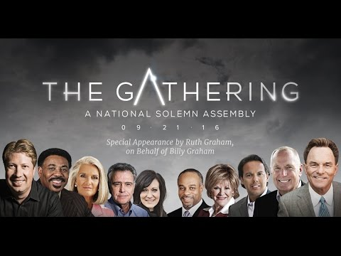 The Gathering & Word Explosion Conferences 2016 - False Unity, Fake Peace & Ecumenical Church Rising