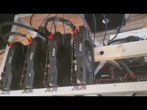 Mining Rig - GTX 1070
