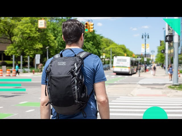 Mystery Ranch In and Out Packable Daypack Review | Durable Self-Stuffing 19L Backpack For Travel