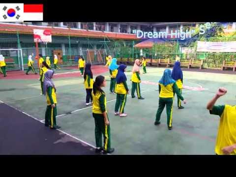 Indonesia senam dream high 드림하이 스남