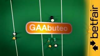 GAAbuteo - All Ireland Championship Final Edition, Donegal v Kerry. #ThisIsPlay