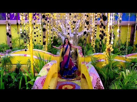 Govindudu Andarivadele Gulabi Kallu Rendu Mullu Song- Ram Charan,Kajal,Krishna
