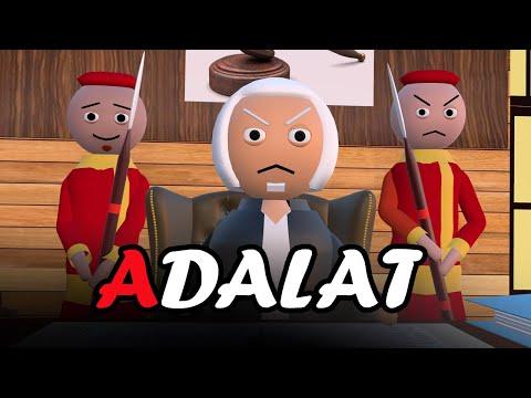 MAKE JOKE ON - अदालत (ADALAT) | Tickle Finger