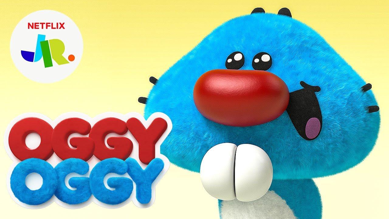 Oggy Oggy NEW Series Trailer 😸 Netflix Jr