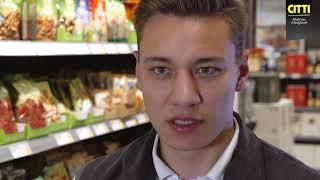 CITTI Kaufmann im Einzelhandel
