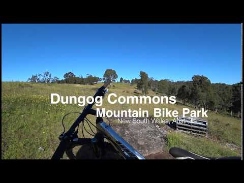 Dungog Commons MTB Park - New South Wales