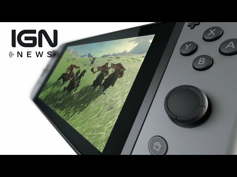 Nintendo Switch 4.0.0 Update Supports Wireless Headphones - IGN News