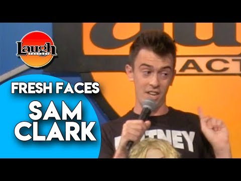 Sam Clark | Animorphs | Laugh Factory Hollywood Stand Up Comedy