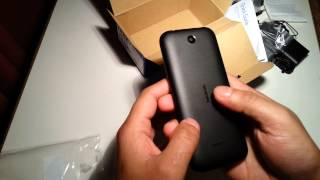 NOKIA 225 BLACK FIRST LOOK AND UNBOXING BANGLA REVIEW