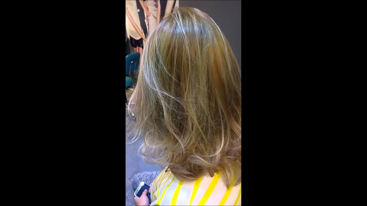Ash Green Blonde Asian Hair Color