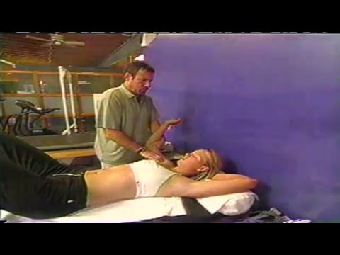 Robert Forster Physical Therapy with Maria Sharapova