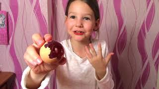 DIY Желейные яйца / Розыгрыш с яйцами / Желейный КИНДЕР СЮРПРИЗ / ПРИВЕТЫ