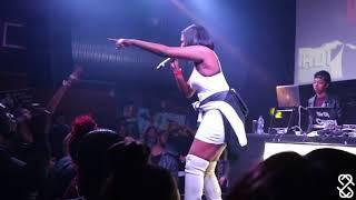 Ms Banks shuts down bacardi (Performance) @msbanks94| ISN