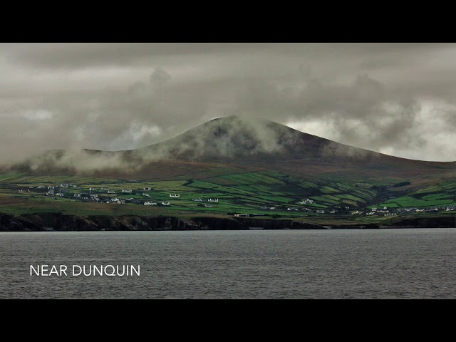 Student travel: Hiking the west coast of Ireland
