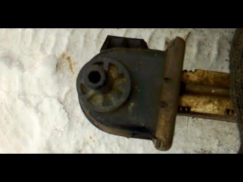 Замена радиатора СО- 16кл/слив жидкости СО за 1 мин.Daewoo Nexia