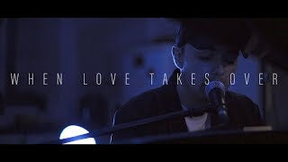 David Guetta - When Love Takes Over (Cover by Dave Winkler)