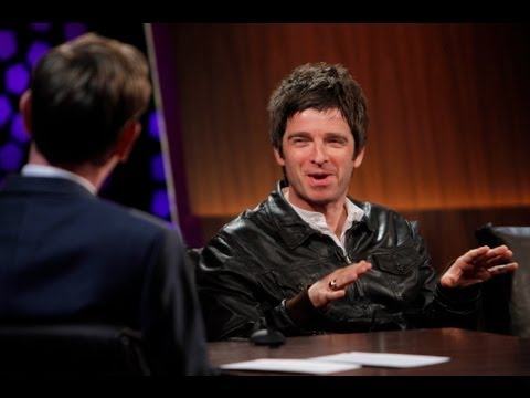 Noel Gallagher On His Favourite Irish Sweets