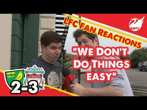 """We Don't Do Things Easy"" 