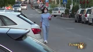 Stanija krišom posmatrala Kristijana dok je dolazio na sud