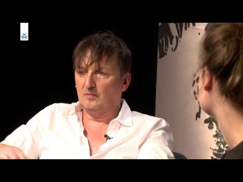 Pop-Kultur 2016 Hendrik Otremba und Christian Morin INTERVIEW