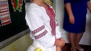 Воробiïвська школа ,перший урок