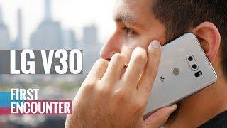 LG V30: Hands-on Review