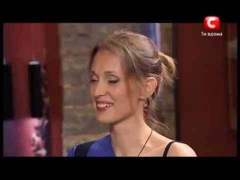 Aida Nikolaychuk X-Factor 3 Judges House (+English subtitles)