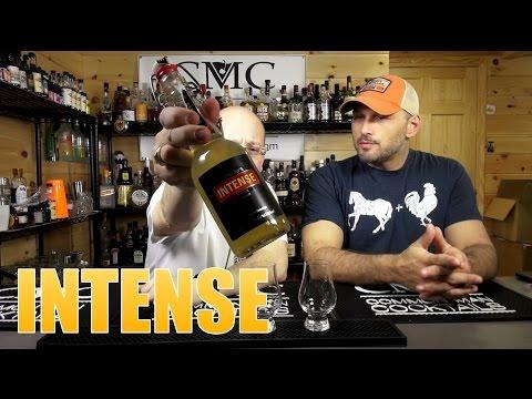 Intense Ginger Liqueur Review