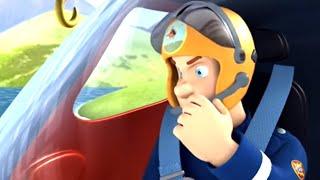 Feuerwehrmann Sam Deutsch 🔥 Sam der Hubschrauberpilot  🚒Zeichentrick für Kinder