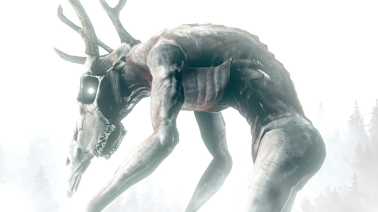 Download A Monster Hunting Horror Game Where EVERYTHING Is Trying to Destroy You  - Skinwalker Hunt