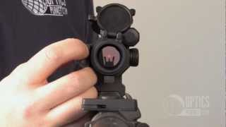 Vortex StrikeFire Red/Green Dot Scope - OpticsPlanet.com
