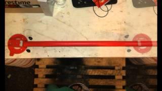 видео Делаем распорку передних стоек своими руками. Как это правильно сделать, и что потребуется?