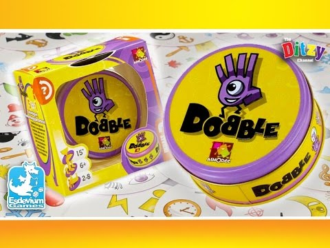 Play along with our Dobble Spot It! Challenge! Dobble reviewed! How to play!