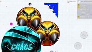 Agario NEW SKIN BIGGEST REVENGE DESTROY TEAMS IN Agar.io