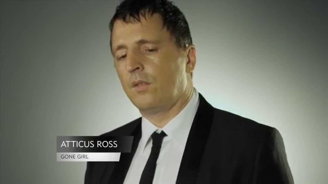 Atticus Ross