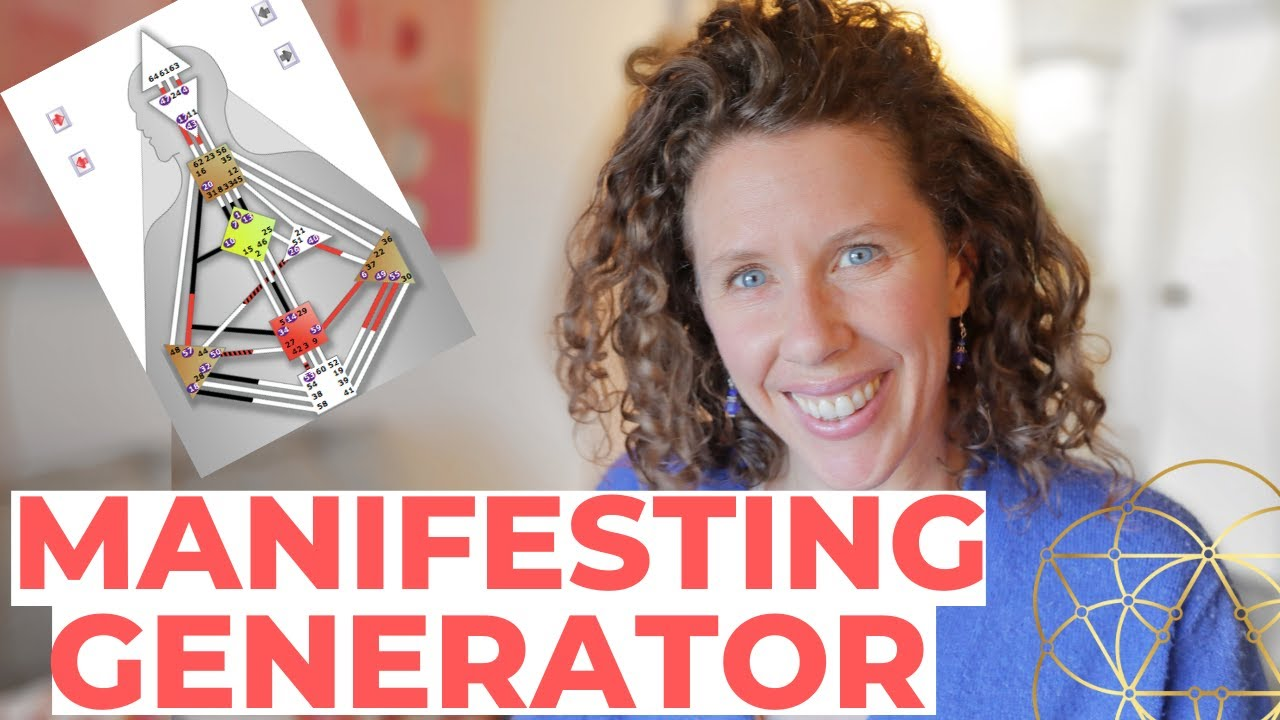 The Manifesting Generator in Human Design // What Makes the MG Different  From The Generator
