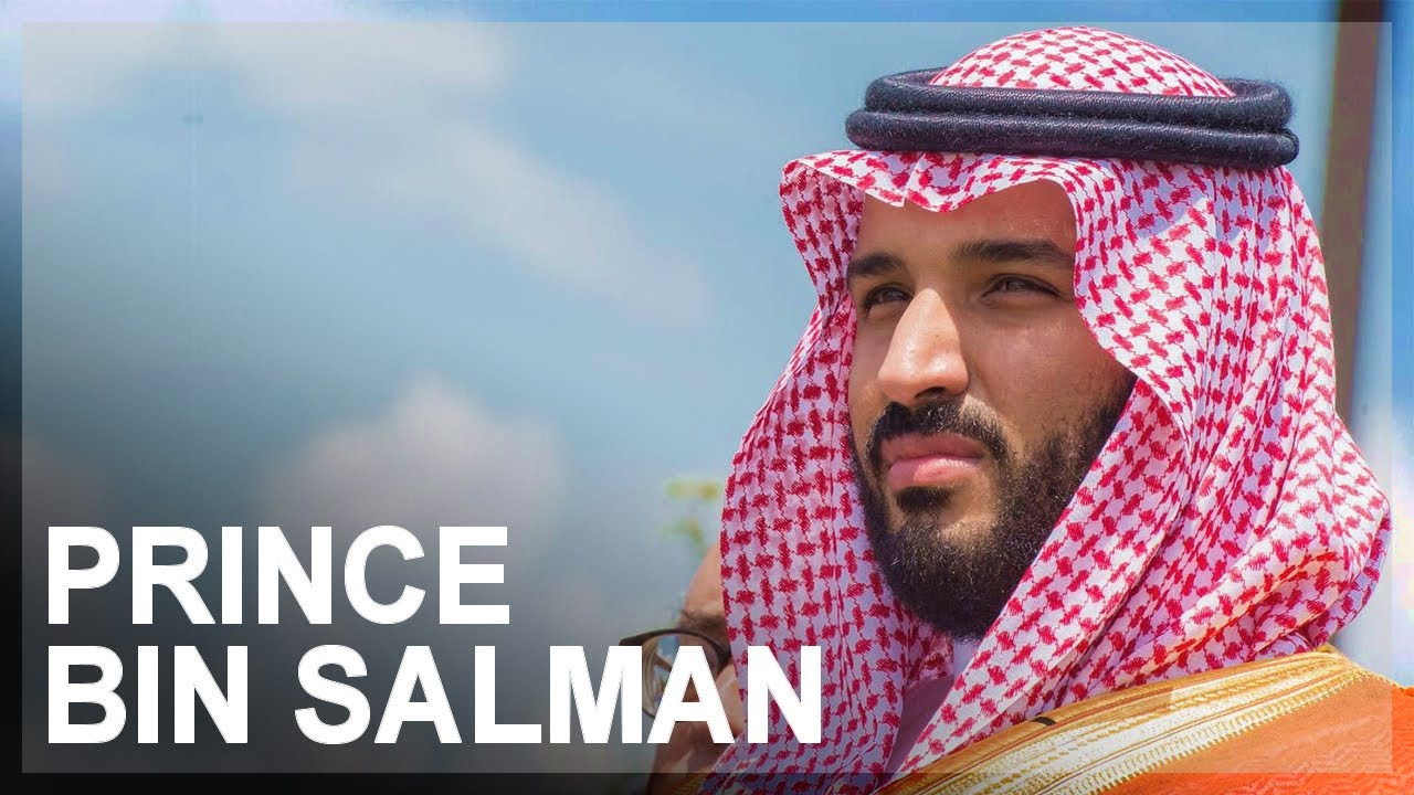 1ab7d274f3 Saudi Arabia's new Crown Prince - YouTube