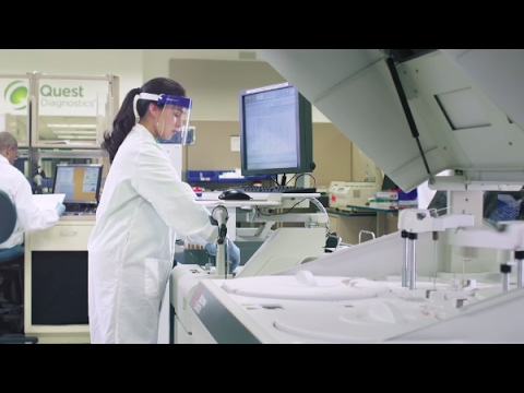 Quest Diagnostics: Delivering Insights to Better Manage Diseases and Promote Wellness