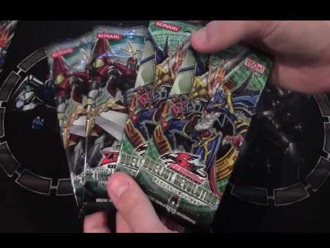 Yugioh 2 Duelist Revolution & 2 Return of the Duelist OCG Pack Opening Awesome Pulls