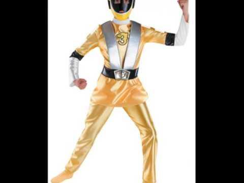 Rpm power ranger costumes youtube - Power rangers dore ...