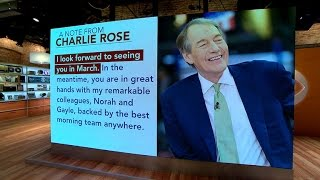 Charlie Rose returning to
