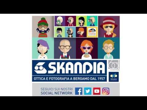 Stop Motion-  Ottica Skandia