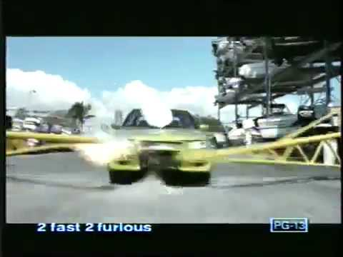 Michael Roof in Adelphia Cable  In Demand Pay Per View Commercial 2003 featuring 2 Fast 2 Furious