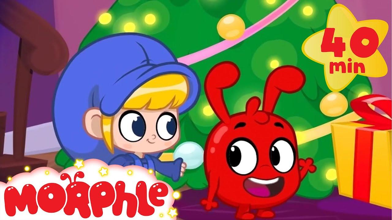 Morphle TV - Christmas Bandit | Christmas Special | My Magic Pet Morphle | Kids Cartoon