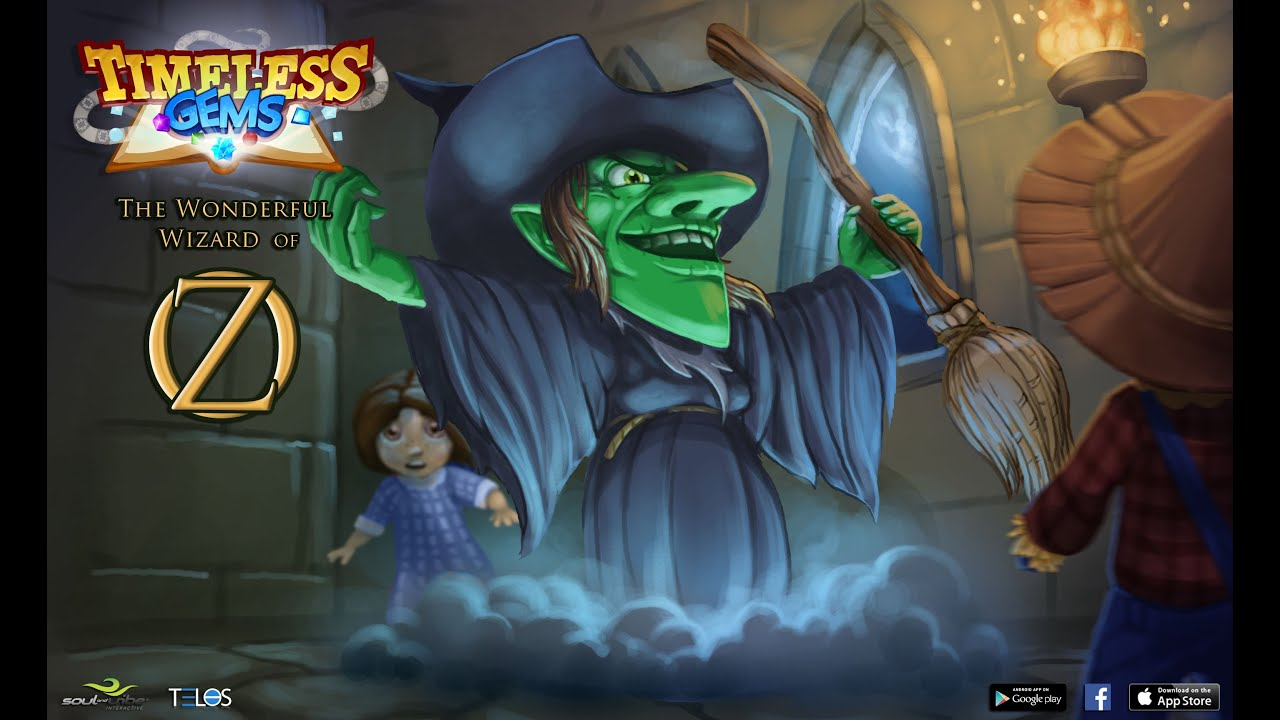 timeless gems boss battles the wicked witch of the west