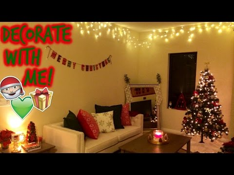 Decorate With Me: Holiday Apartment Transformation! | Lindsey Hughes
